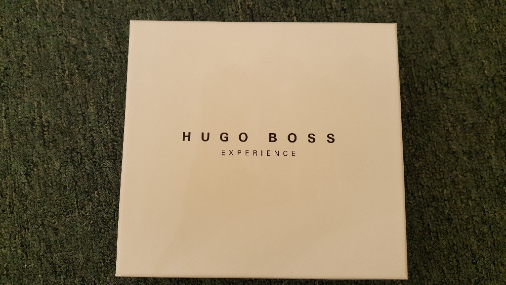 Hugo Boss notebook case