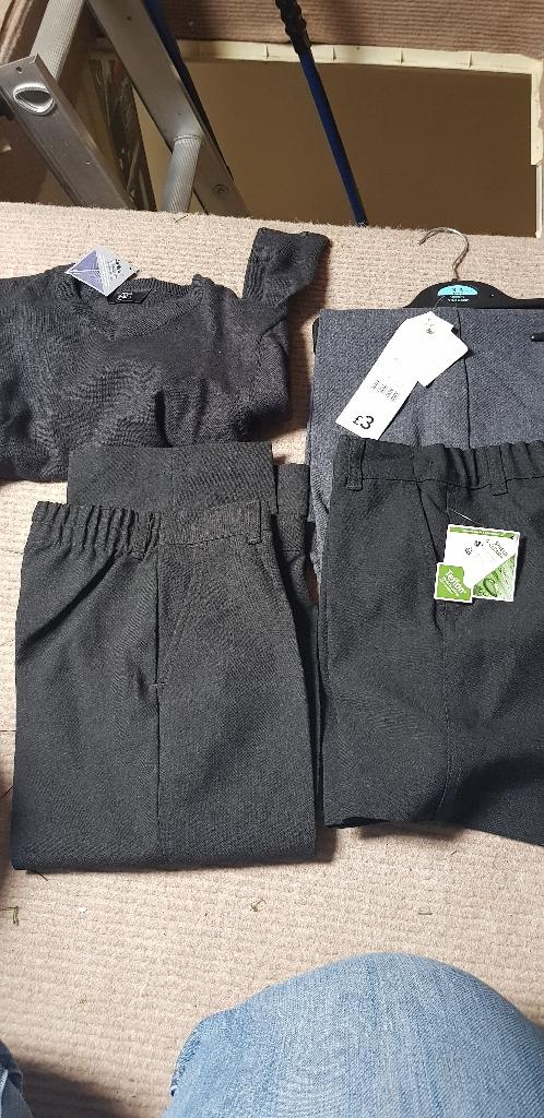 Bundle of 3-4 school clothes