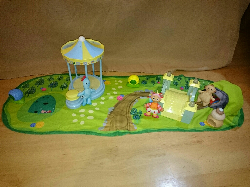 In the Night Garden - Soft 'n Cosy World Playset