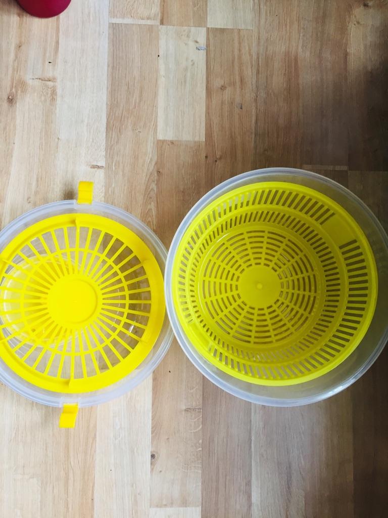 Salad spinner washer dryer.. ### 1