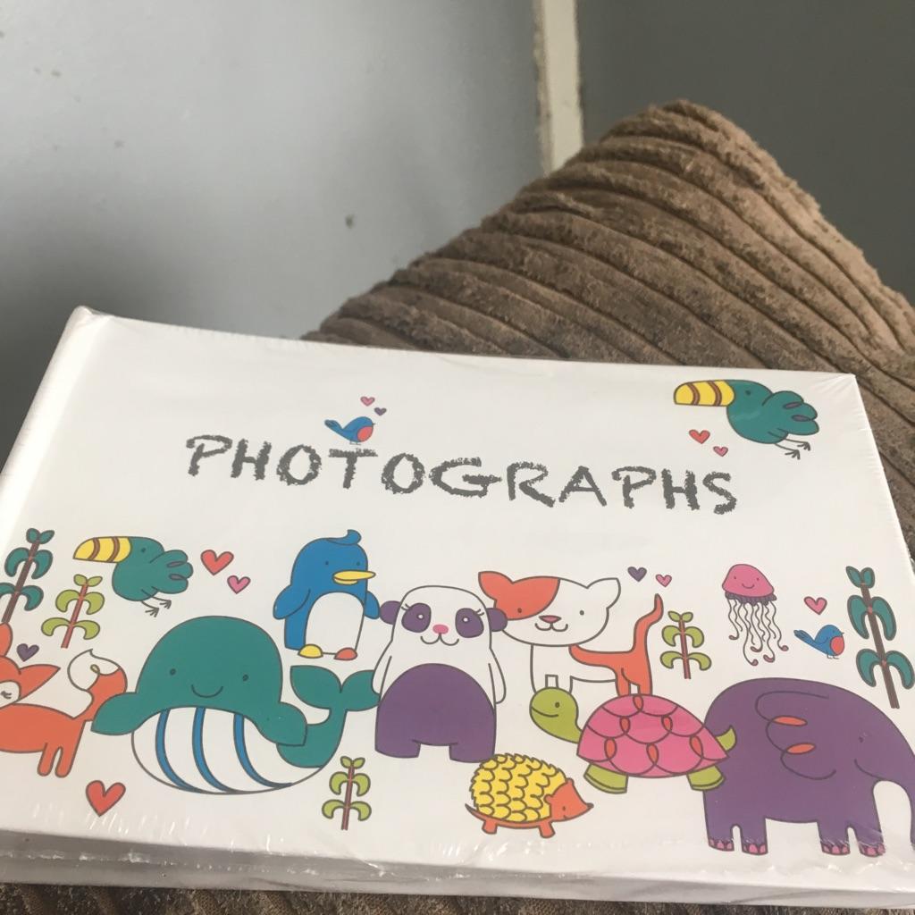 Brand new photo album