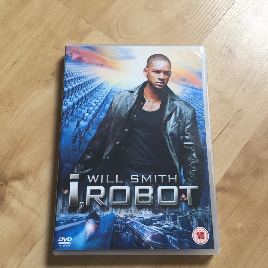 iRobot DVD