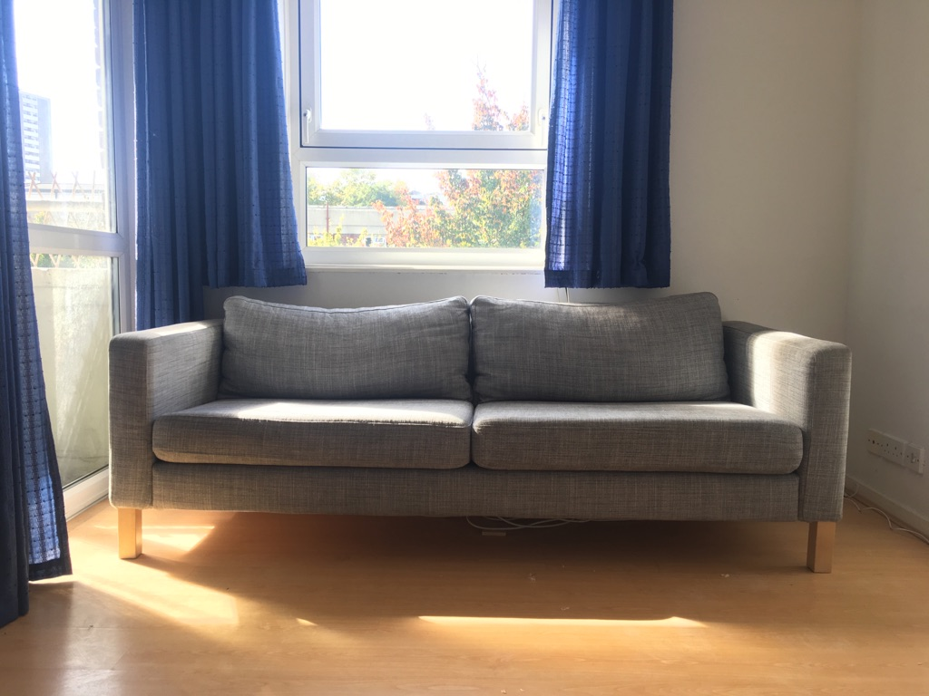 Sofa for sale today only - Clerkenwell Ec1v