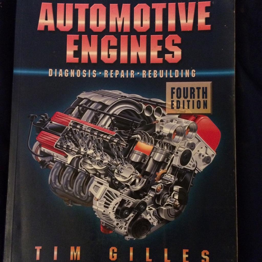 Automotive Engines 🛠 Diagnosis Repair Rebuilding 📖