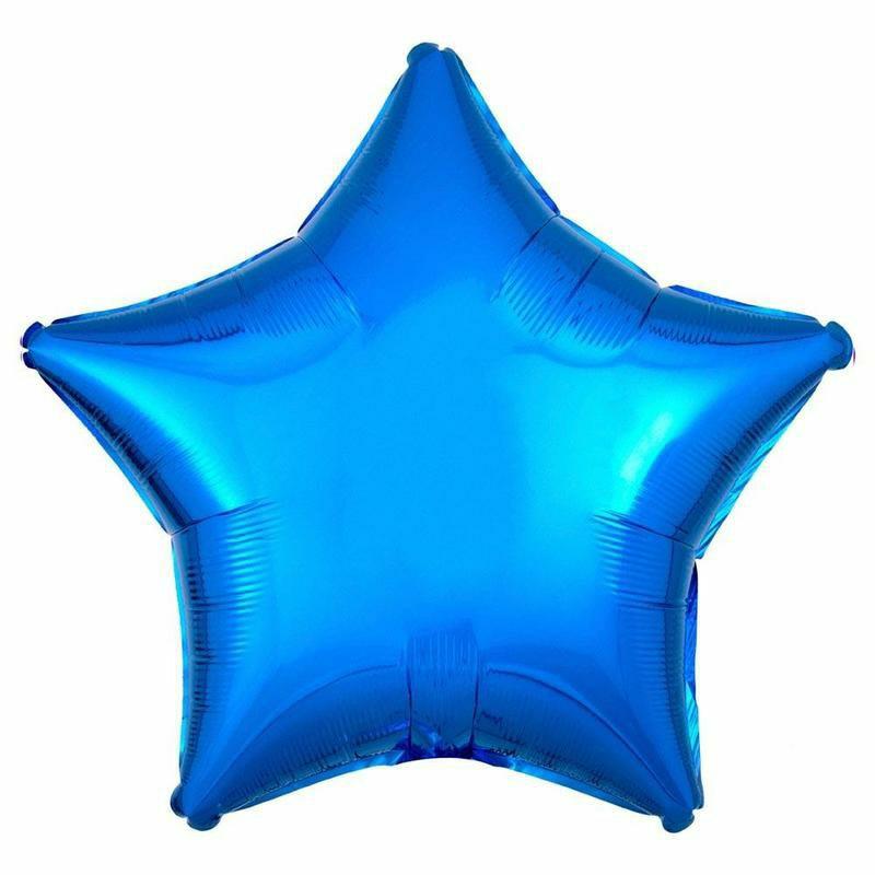 Set of 5 balloons Happy Birthday