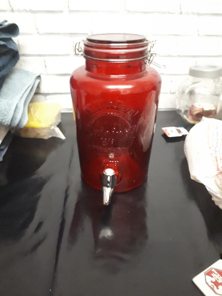 Vintage look jug