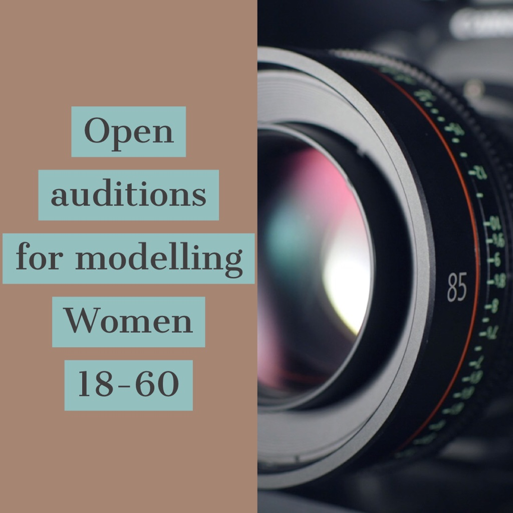 Open auditions also open to women with disabilities