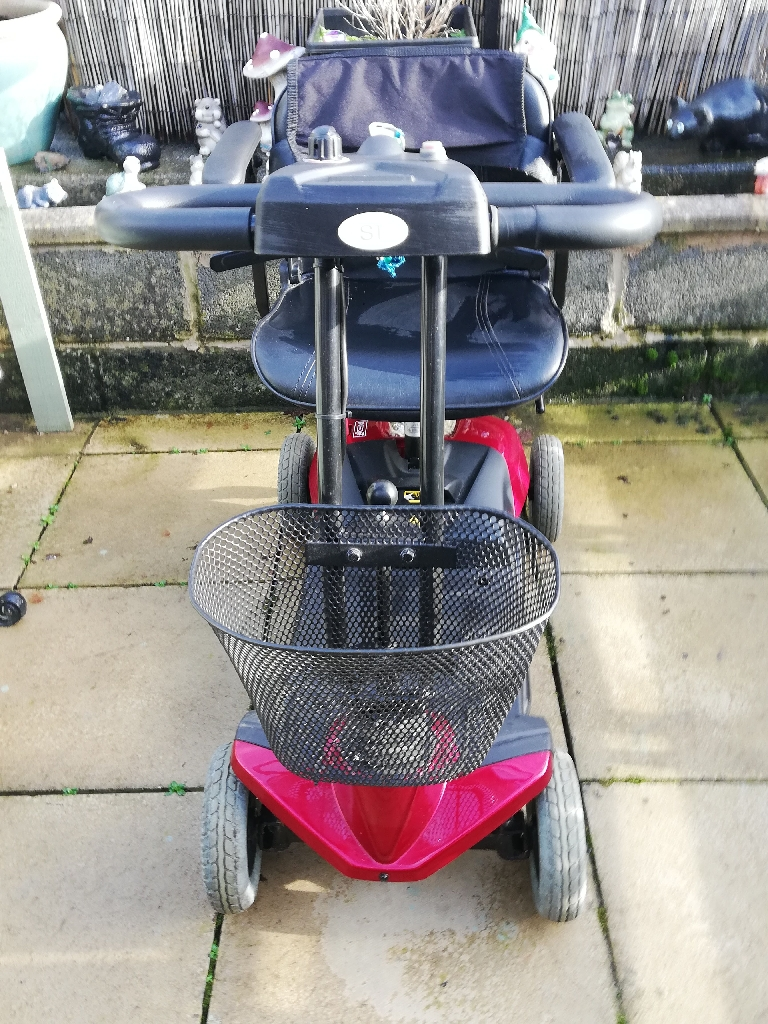ST 1 Strider mobility scooter