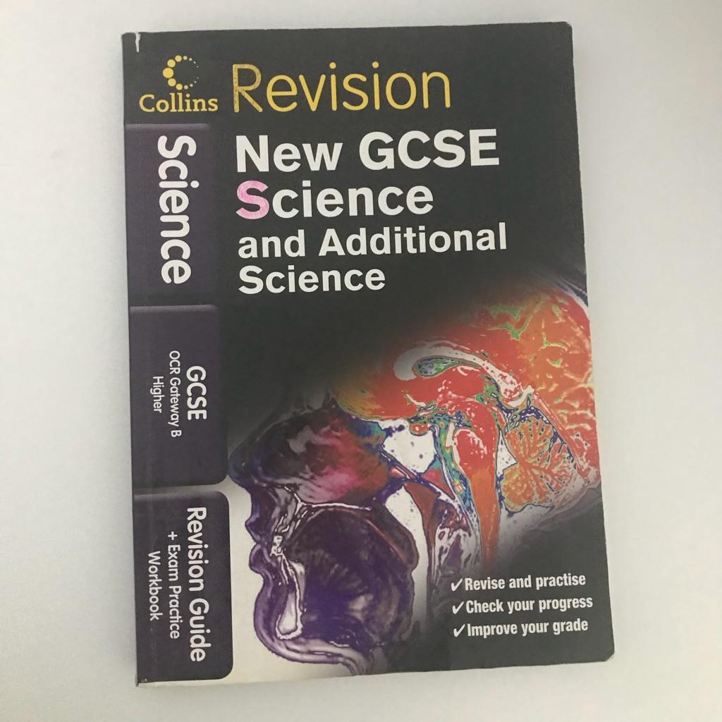 GCSE Collins Revision Guide OCR Gateway