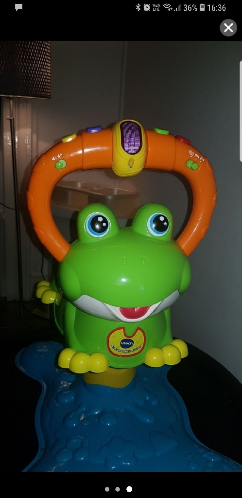 VTECH Bouncing musical frog