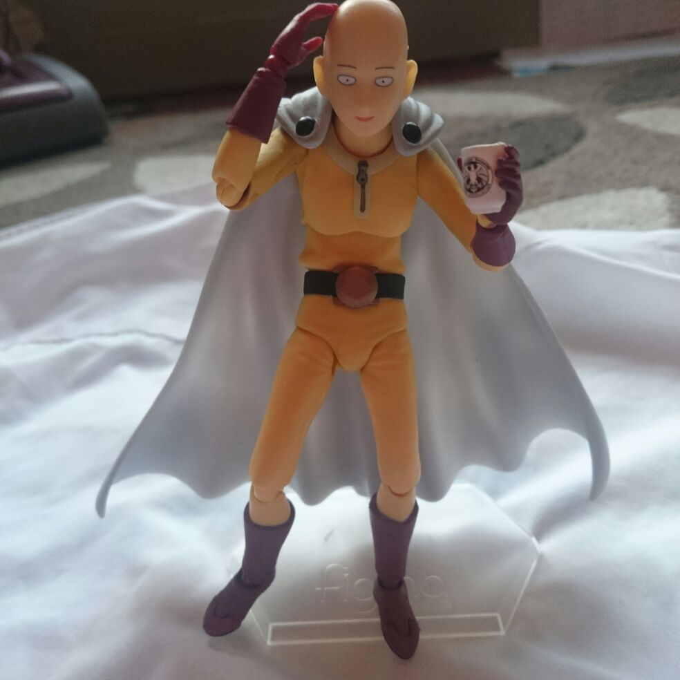 Anime Manga One Punch Man figure