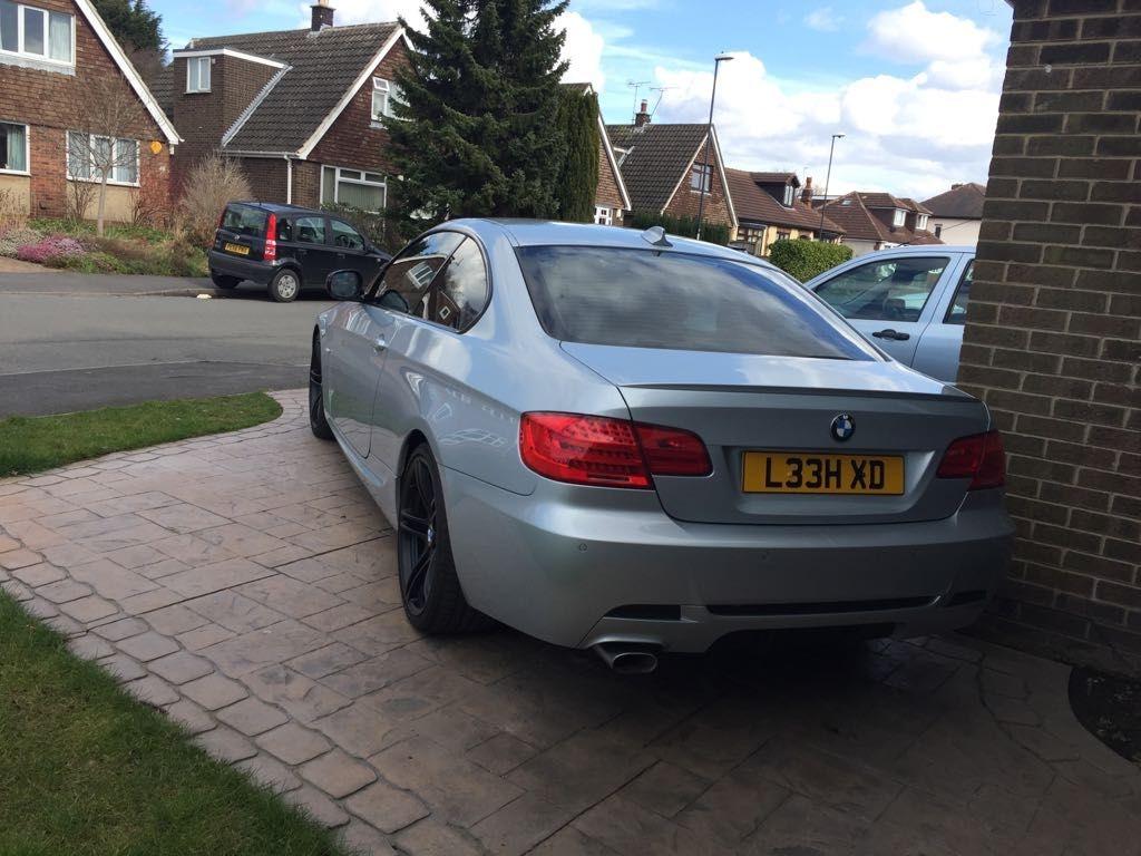 2012 BMW 320D M Sport Plus Edition 40K Miles