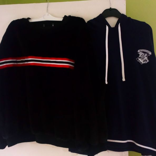 Ladies size 18 jumpers