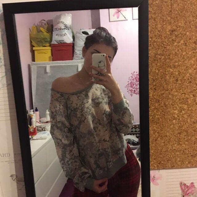 Size 8 blouse