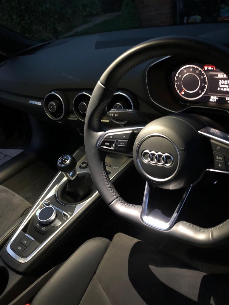 Audi TT Sport 1.8 TFSI