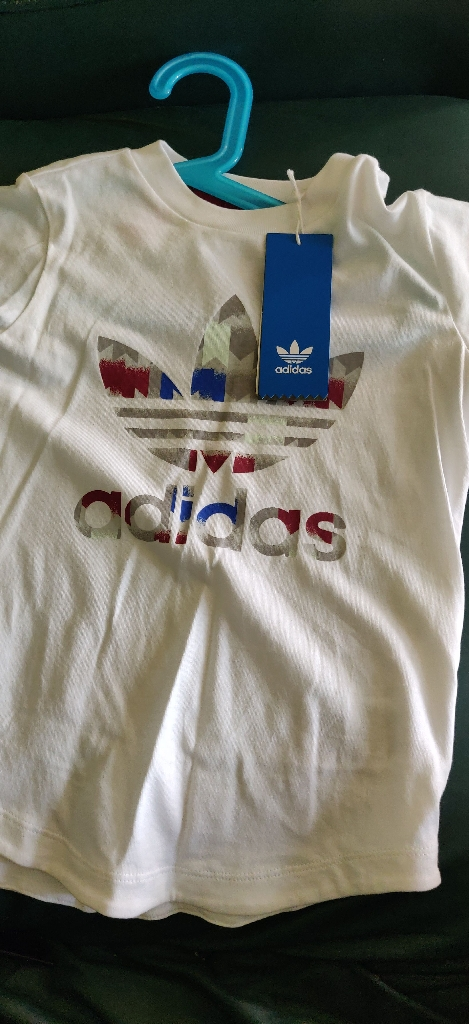 Adidas boy's T-shirt