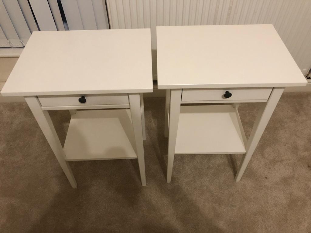 Ikea HEMNES bedside table (RRP £100)