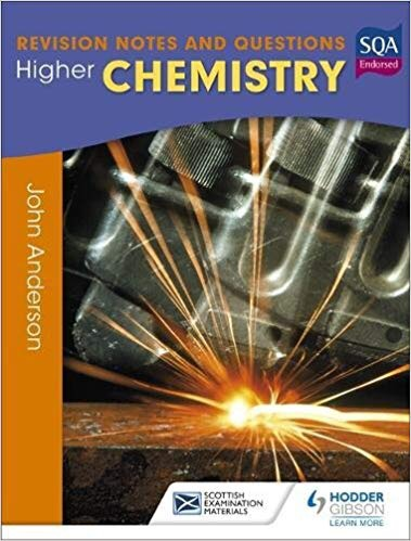 Higher Chemistry Revision Notes and Questions