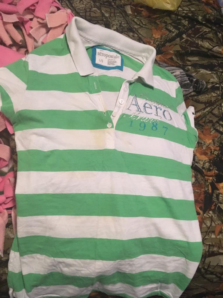 Aeropostale shirt size large $5
