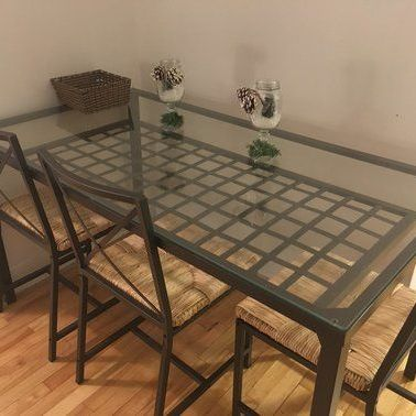 IKEA dining table NO chairs