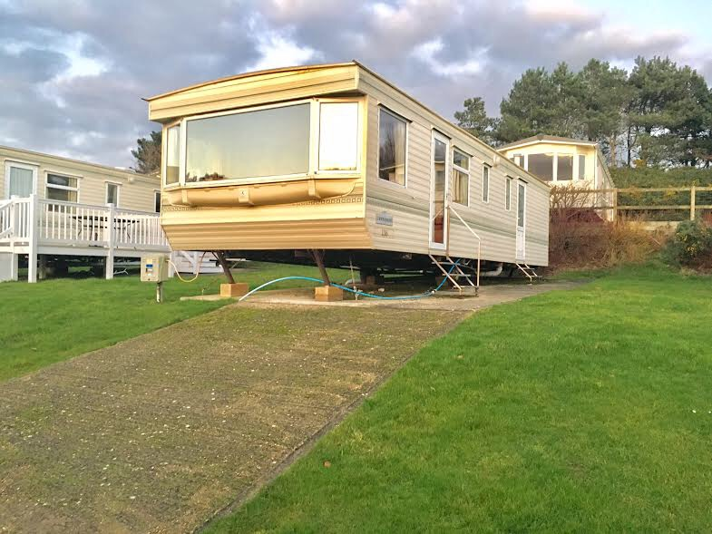 Static caravan for sale Isle of Wight PO38 3LU