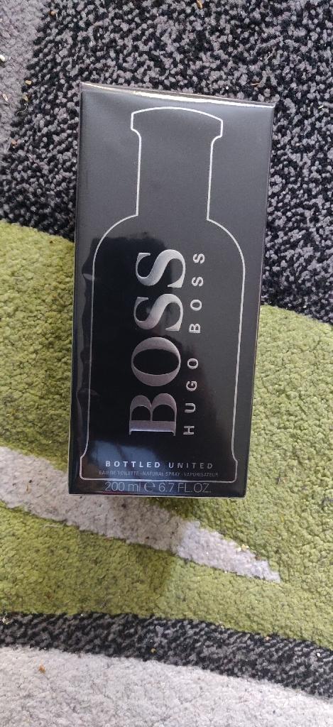 Brand New Hugo Boss Men's fragrance