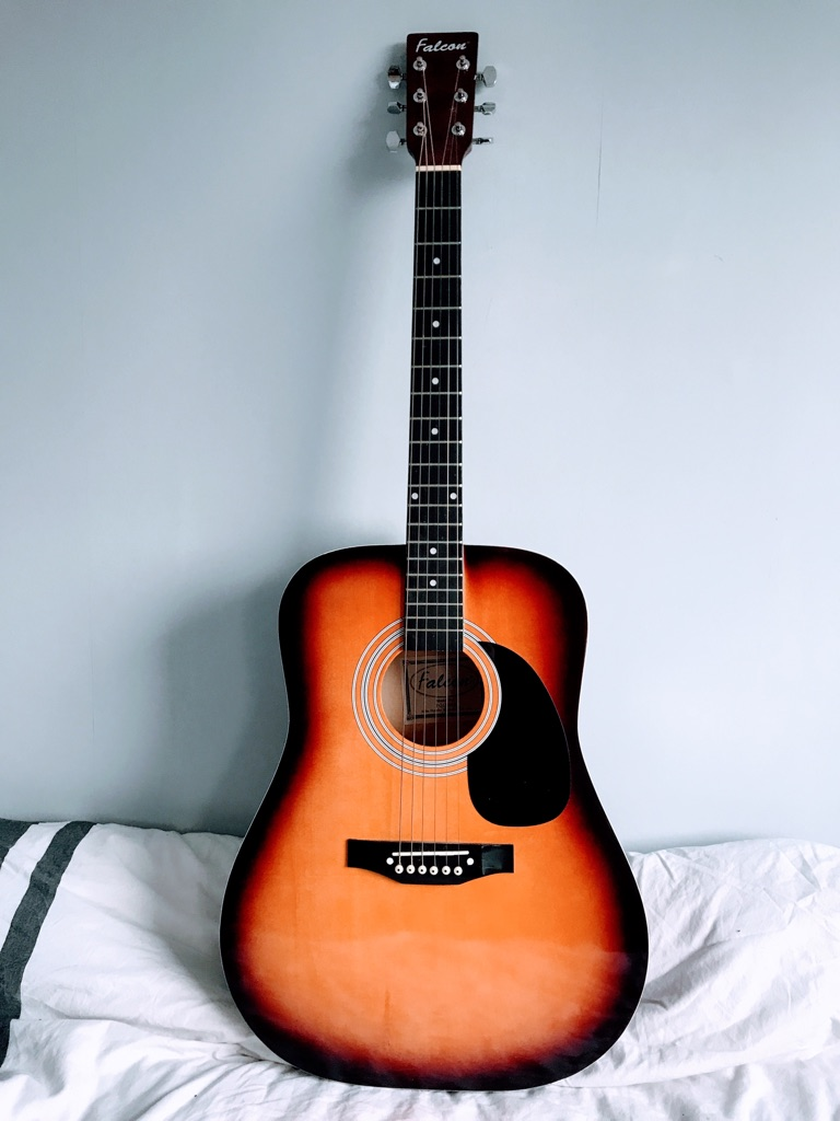 Falcon Guitar and Accesories
