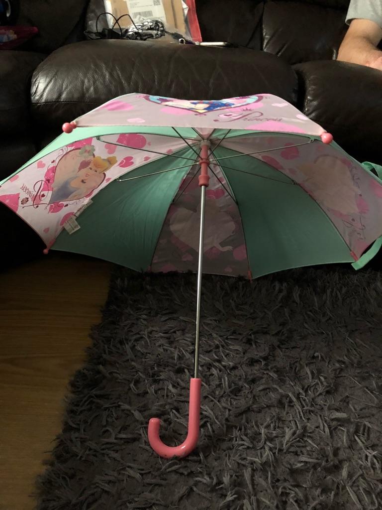 Girls umbrellas