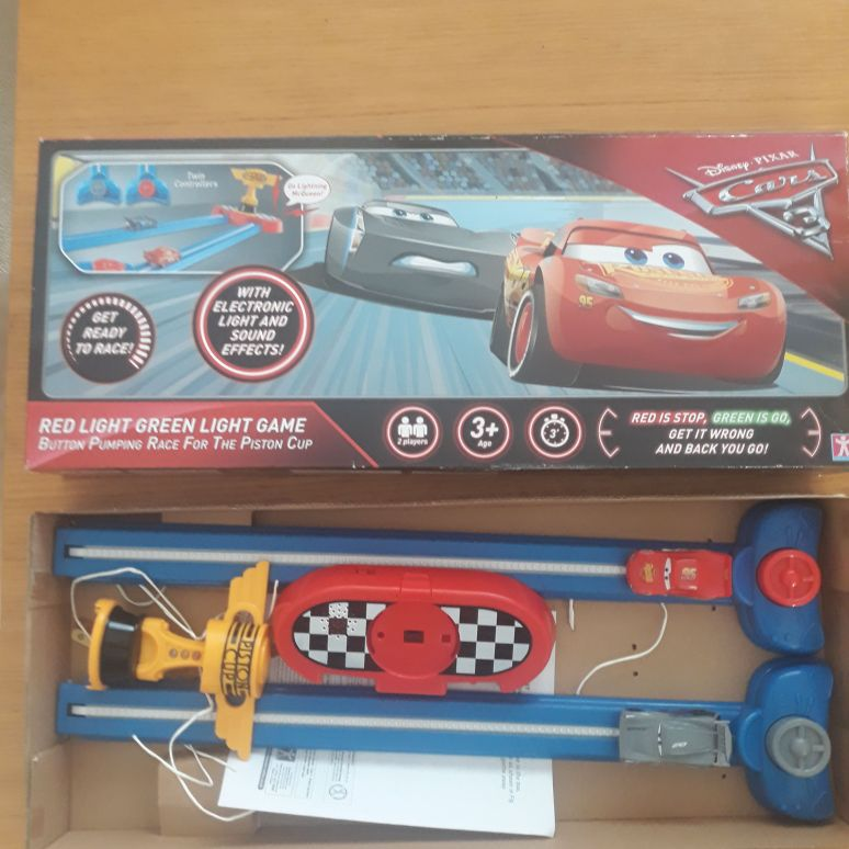 Disney Cars 3 racing toy