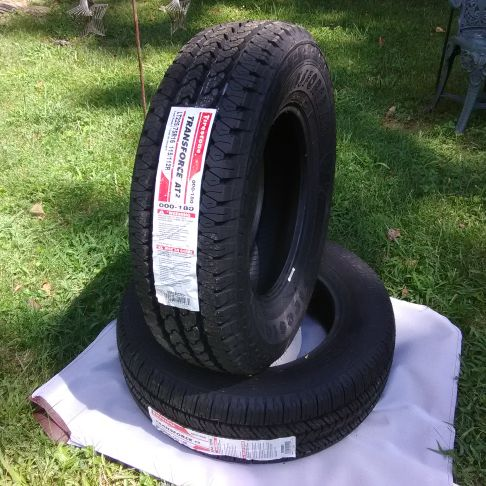 Firestone LT225/75R16 TIRES