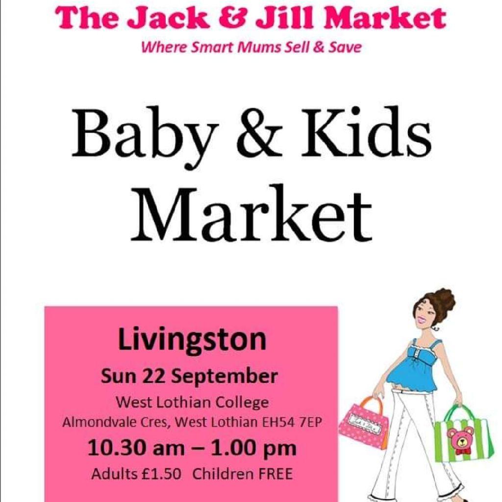 Jack and Jill baby & kids Market Livingston