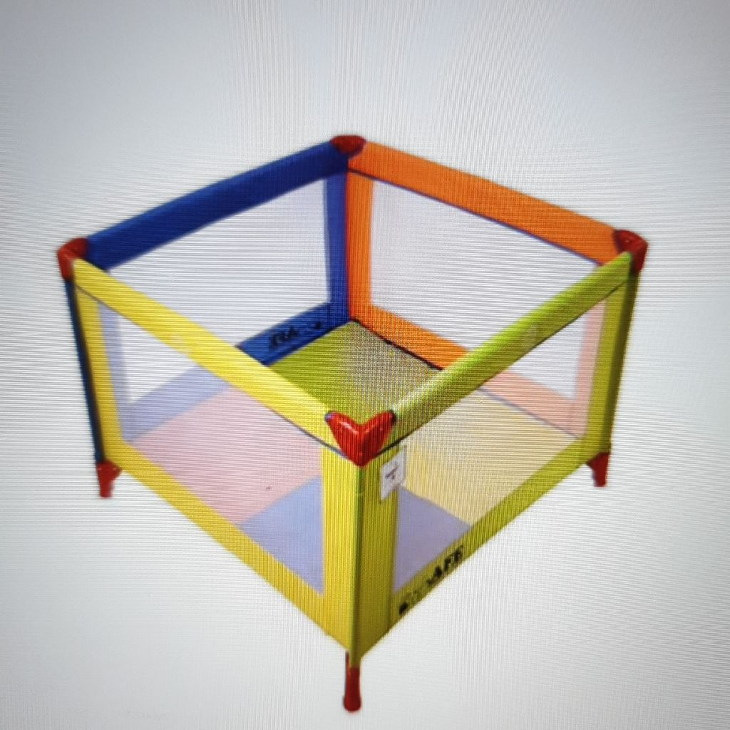 Isafe luxury Square travel cot/playpen