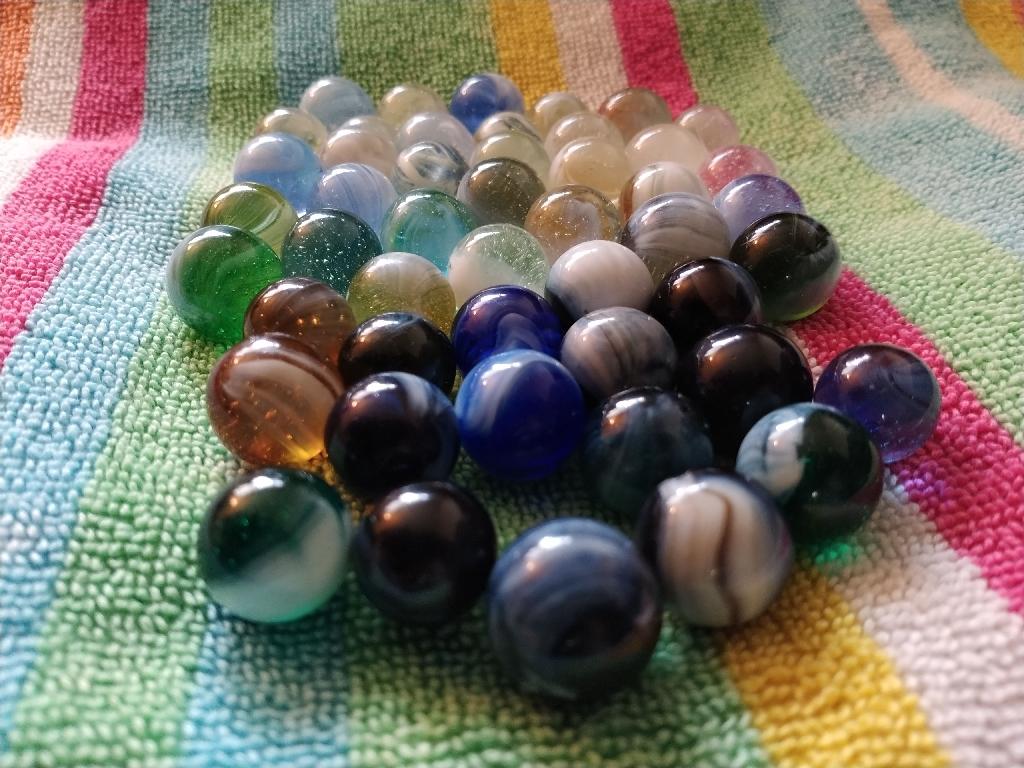 Vintage Toy Marbles