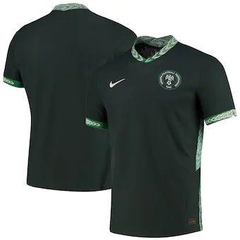 Nigeria away vapor match shirt