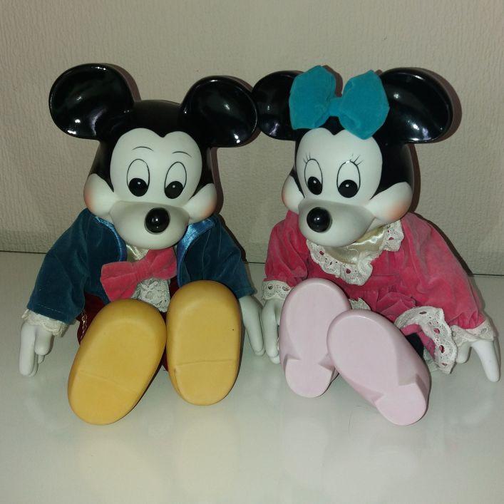 clockwork minnie and mickey