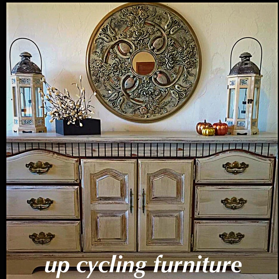 Up cycling furniture