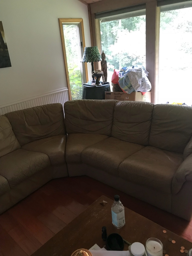 Sectional sofa (FREE)