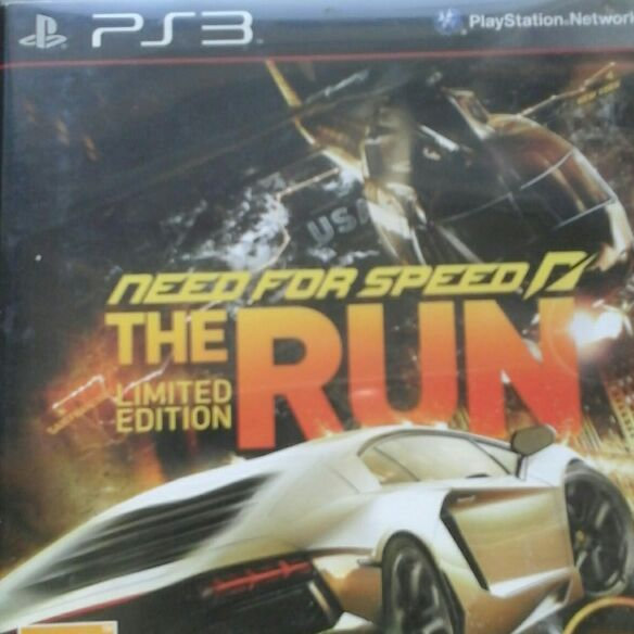 Need for Speed the run limited edition