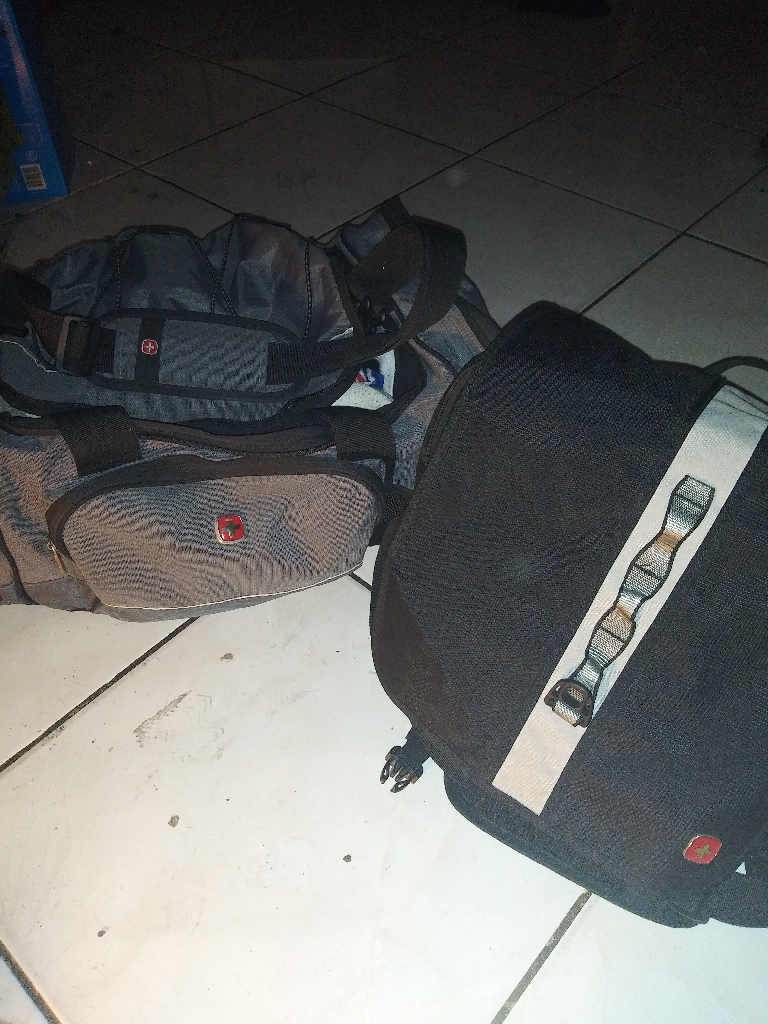 Swiss Army Duffle and Travel Bags