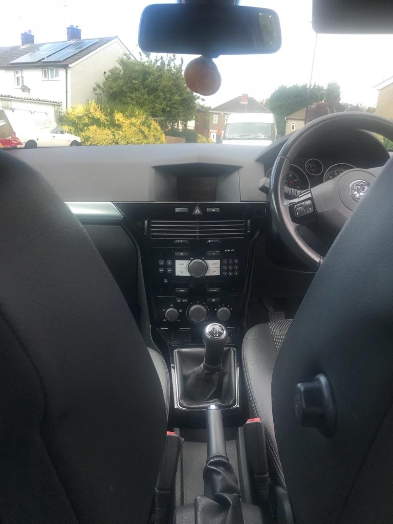 Vauxhall Astra Design sports Hatch 3 Door 1.6