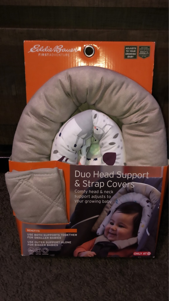 DUO HEAD SUPPORT&SUPPORT COVERS