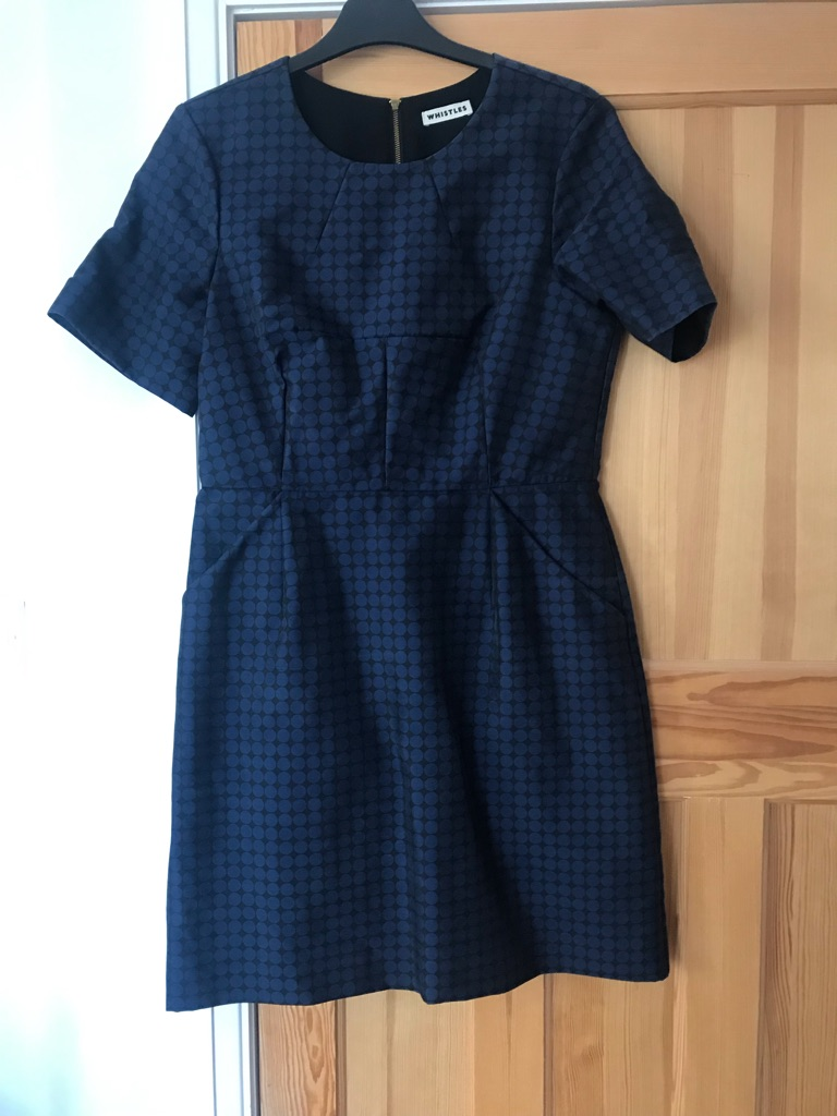 Whistles dress size 12