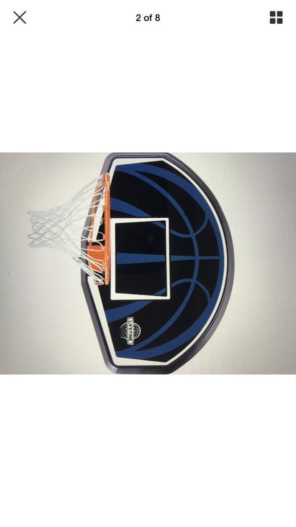 Basketball Ball post