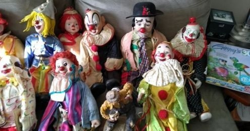 Collectible clowns