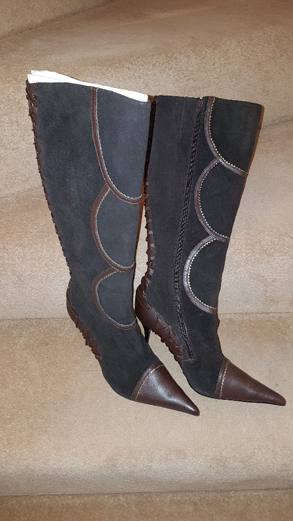 Aldo USA knee high boots