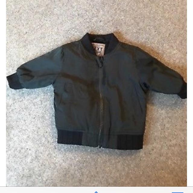 3-6 months boy bomber style next jacket