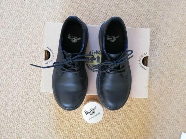 Black Doc Martens, Size 1