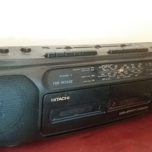 Tape and Radio