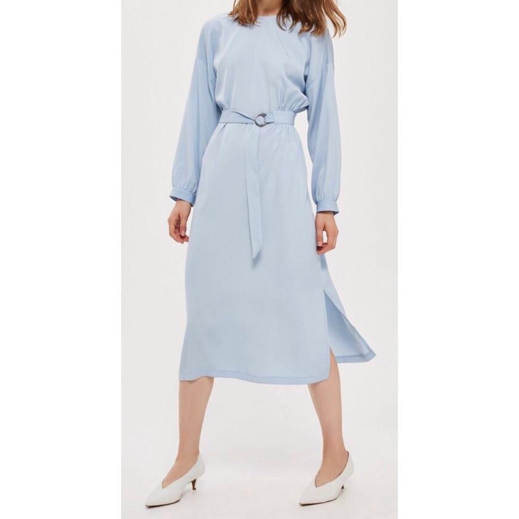 Topshop midi dress 14