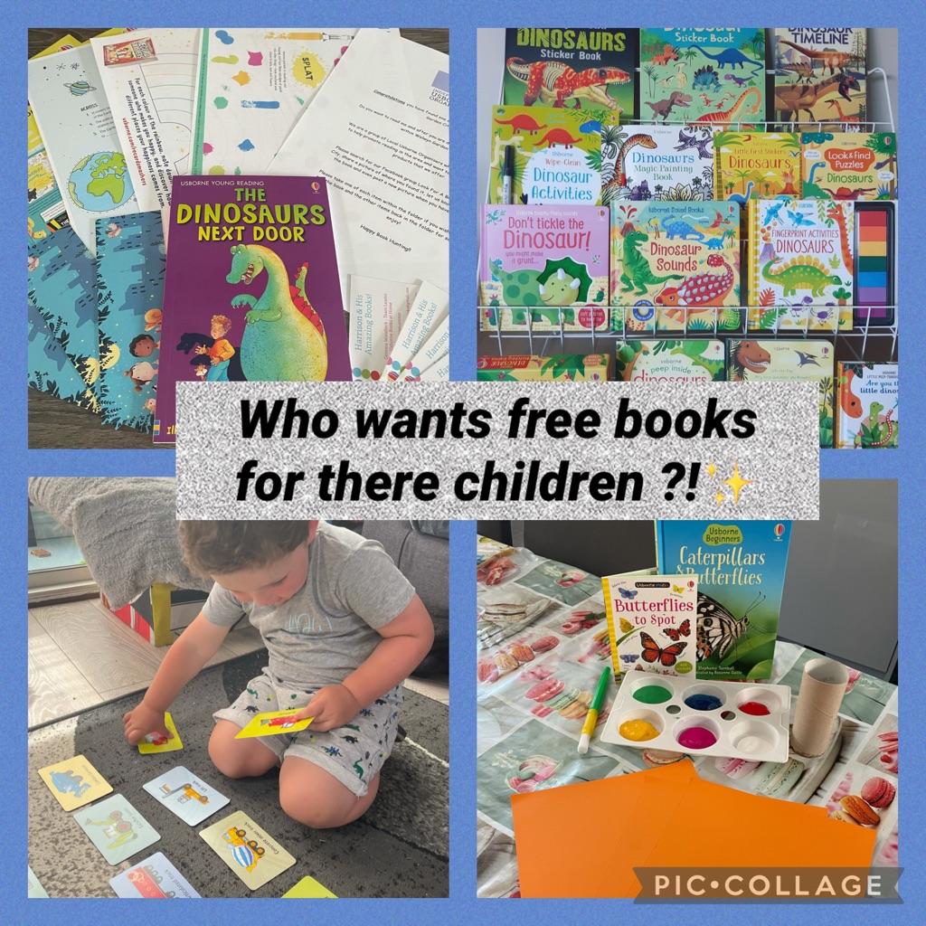 Free books for children!